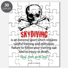 Skydiving Training Puzzle