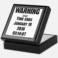 time-ends-1-blackLetters copy Keepsake Box