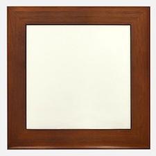 time-ends-1-whiteLetters copy Framed Tile