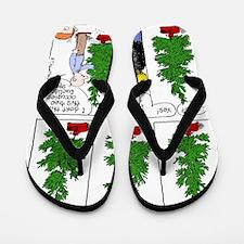 Non-Euclidean tree Flip Flops