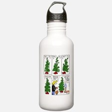 Non-Euclidean tree Water Bottle