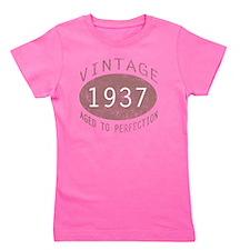 VinRed1937 Girl's Tee