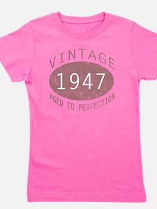 VinRed1947 Girl's Tee