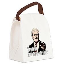 GetAJob Canvas Lunch Bag