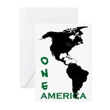 united we stand Greeting Cards (Pk of 10)