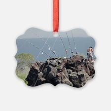Deep Sea Fishing Ornament