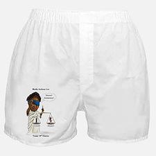 Congressman Sheila Jackson Lee Boxer Shorts