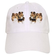 Sheltie Multi Mug Baseball Cap
