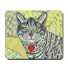 cat-gray-tabby-heart-colors-1-5.25 Mousepad