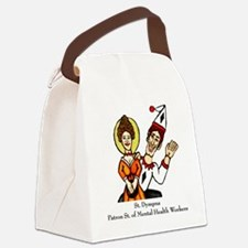 Dympna Canvas Lunch Bag