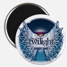 breaking dawn wings and horizon teal by twi Magnet