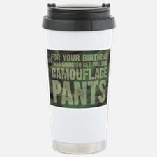 MFGC005_F Stainless Steel Travel Mug