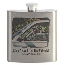 vehicle defense Flask