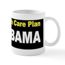 Anti Obama Healthcare fire obamabumperd Mug
