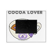 cp_devil_cocoa_w stmt_wh_big Picture Frame