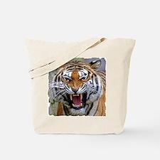 Atiger shirt Tote Bag