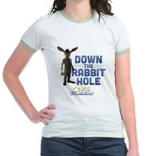 Down The Rabbit Hole T