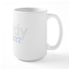 daddy established 2012_dark Mug