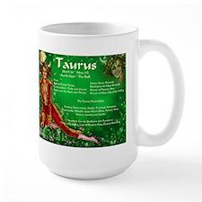Goddess Taurus Mug