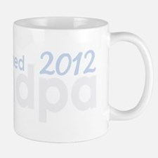 grandpa established 2012_dark Mug