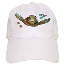 flyingSeaTurtle Baseball Cap