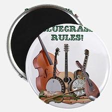 DAmbrosioArts_BluegrassRules_sm Magnet