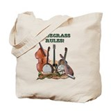 Bluegrass Canvas Totes
