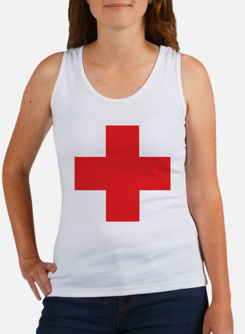first_aid Women's Tank Top