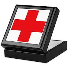first_aid Keepsake Box