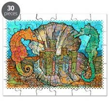 seahorseCastle Puzzle
