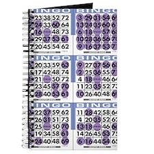 Jackpot Bingo Cards shirt 2 Journal