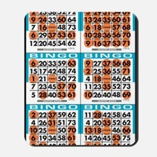 Jackpot Bingo Cards shirt 6 Mousepad