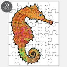 seahorseOrange Puzzle