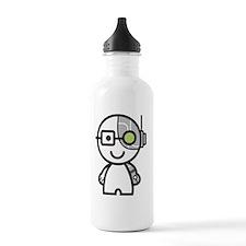 Geek Borg (Default) Water Bottle