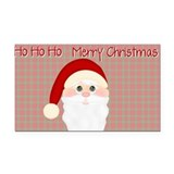 "Christmas car magnets 3"" x 5"""