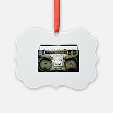 boombox Ornament