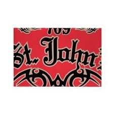 St Johns 709 Magnet Rectangle Magnet