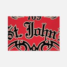 St Johns 709 Magnet Rectangle Magnet