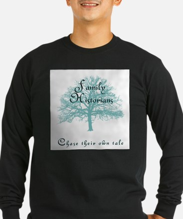 Family Historian Chase Long Sleeve T-Shirt