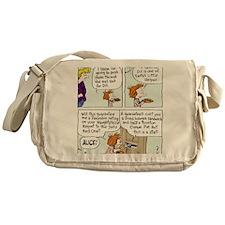 Bribing Dill Messenger Bag
