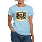 Just a Scratch Women's Light T-Shirt