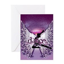 Dance Take Flight by DanceShirts.com Greeting Card