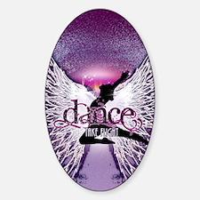Dance Take Flight by DanceShirts.co Bumper Stickers