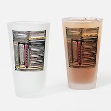 Mississippi Sax Drinking Glass