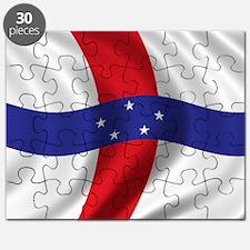 antilles_flag Puzzle