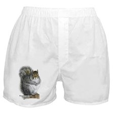 Eastern Gray Squirrel Boxer Shorts