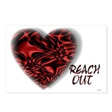 reach out Postcards (Package of 8)