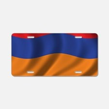armenia_flag Aluminum License Plate