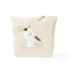 10x10_apparel_screw_us_screws_fist_white Tote Bag