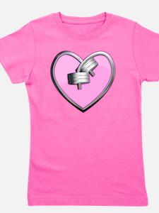 heart Girl's Tee
